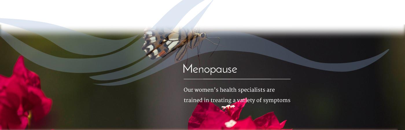 Rhythms: menopause slide