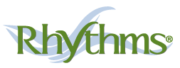 Rhythms Center for Women's Health Logo