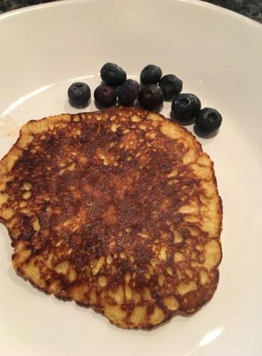 Gluten Free Fertility & Pregnancy Pancakes